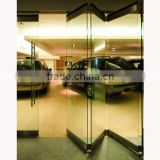 Frameless glass doors,frameless folding glass doors,sliding glass frameless shower doors