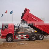 SINOTRUK HOWO used 20 ton dump trucks in miami florida for sale