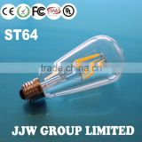 Hot selling g9 filament bulb led candle filament light e14 a60 a19 e27 8w led filament bulb