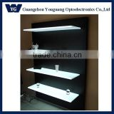 shopping mall used lumisheet led lighting panel wall lighting box/acrylic backlit lighting panel