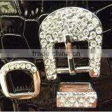 Compet Wholesale Rhinestone Buckles for Dog Collars & Women Belts