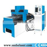 Factory direct Die Metal laser cutting machine 3HE-500W low price for metal,die board laser cutting machine