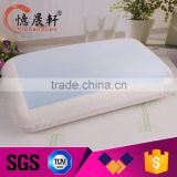 Supply all kinds of gel pillow mat,cooling gel memory memory foam bed wedge pillow