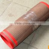 High tensile strength High Quality Food Grade ptfe teflon coated fiberglass mesh conveyor belt