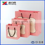 Factory price paperboard gift bags with different size