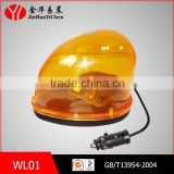 WL01 LED Warning Light 12V 24V LED rotating becon flashing lights LED/strobe beacon