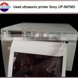 Used ultrasound printer black and white printer Sony UP-897MD