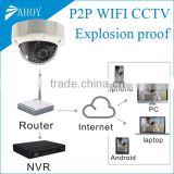 outdoor ptz dome wifi camera,vandalproof cctv dome camera case,dome type wireless camera