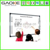 Classroom interactive whiteboard Mini Smart Board finger touch Screen white board for school