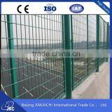 welded metal wire mesh fence for bridge or airport
