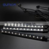 2015 New Products Long Life Remote Control Automobile High Power Led Drl Fog Light Waterproof