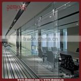 building glass walls/exterior building silding glass walls