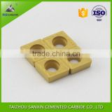 CCMT09T304 08 tungsten carbide cnc turning tool inserts for general steel and stainless steel
