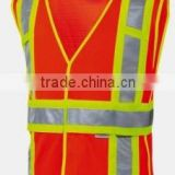 100 cotton construction work vest