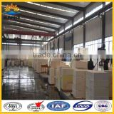 Refractory fire bricks big fireclay bottom blocks for glass furnace bottom layer side wall