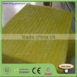 Partition Wall Fire Rated Water Proof Glass Wool Board