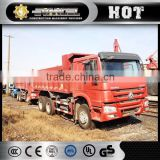 Popular SINOTRUK HOWO 336HP 6x4 dump truck for sale in dubai