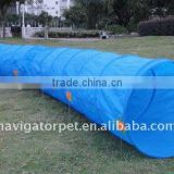 Foldable and Portable Dog Agility Tunnel