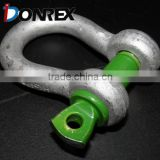 US Type Chain Shackle,G209 High Test Bow Shackle