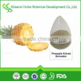 100% Natural Pineapple Extract/bromelain Enzyme