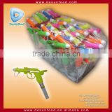 small order order quantity toy candy gun toy with candy in bulk