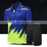 top quality badminton jersey Latest men and women shirt badminton jersey polo shirts and shorts badminton sport wear                                                                         Quality Choice