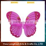 Hot-sale children performance party fairy wings double layer butterfly wings wholesale