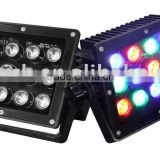 Beautiful LED square wall washer (24V, 12*3W)