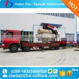 60 TON HOWO 8*4 Super large Intelligent control Crane Truck heavy duty new arrival for sale