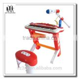 Newest design for educational musical instrument, electronic piano drum set, custom drum set factory