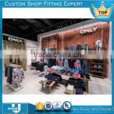 Fashion Modern Design Good Quality Jeans Display For Interior Shop Design