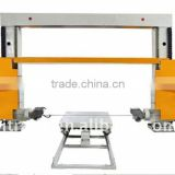 Stone machine, block cutting machine, diamond wire saw machine