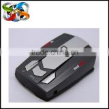 Car Radar Detector E8 16 Band 360 Degree with Laser Russian / English Warning Voice Warning Vehicle Speed Control Detector