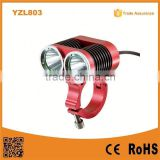 YZL803 Professional XML T6 led Super Bright 1500lumens Waterproof LED Bike Light LED Bike Headlight