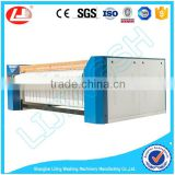 Shanghai lijing 2016 Hot Sale 3 rollers 3000mm hotel textile laundry steam flat ironer machine for sale