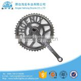 bicycle parts chainwheel crank/city bike chainwheel/lady bike chainwheel