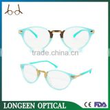 G3152 customized logo high quality metal bridge reading glasses