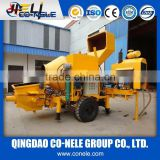 attractive fashion electric motor concrete mixer pump and diesel engine with electric generator