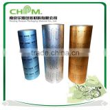 Lidding foil supplier PTP PVC blister packaging pharmaceutical foils roll in China price