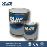 China Factory Silver Gray Metallic Car Paint Epoxy Primer