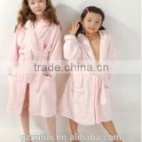 Comfortable and cheap kids bathrobes wholesale
