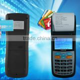 Portable Bus Ticket Collecting POS Machine with Mifare card reader ,voucher ticket printing POS Machine
