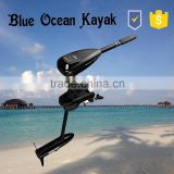 Blue Ocean 2015 new design fishing kayak motor/electric fishing kayak moto/ fishing kayak motor