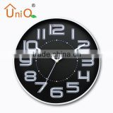 customized unique cheap price large wall clocks
