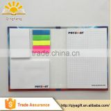 wenzhou cangnan christmas custom Wholesale promotional recycled sticky notes booklet