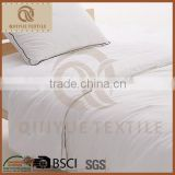 Chinese silk duvet, cotton patchwork quilt bedspread