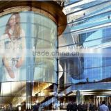Shopwindow Transparent Screen 7 segment led display,led tv display panel,led display module