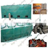 3ton/d charcoal making oven with refractory brick inside