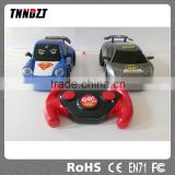 4 Channel Remote Control Cartoon Looking Mini Car Bat Man & Super Man Small Rc Car