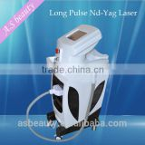 Hair Removal Equipment/long Pulse Nd Yag 1 HZ 1064nm/laser Hair Removal Vascular Tumours Treatment